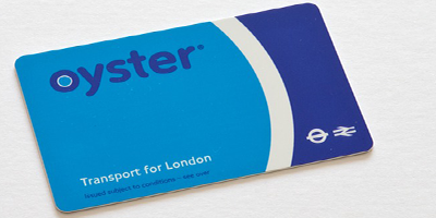 Transport for London's Oyster Card now for Gatwick