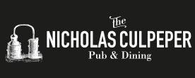 The Nicholas Culpeper Pub & Dining logo