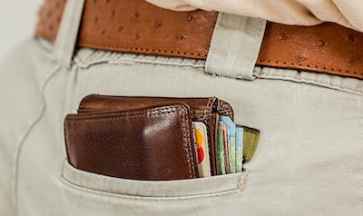 travel money abroad