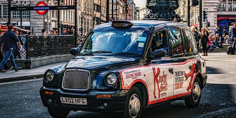 Heathrow Airport Taxi in London