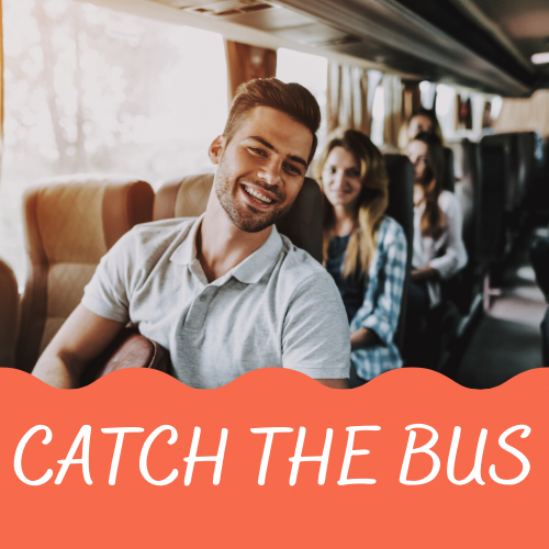 Transport to Gatwick - catch the bus