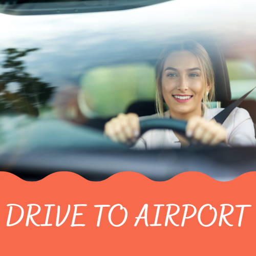 Transport to Gatwick - drive to airport