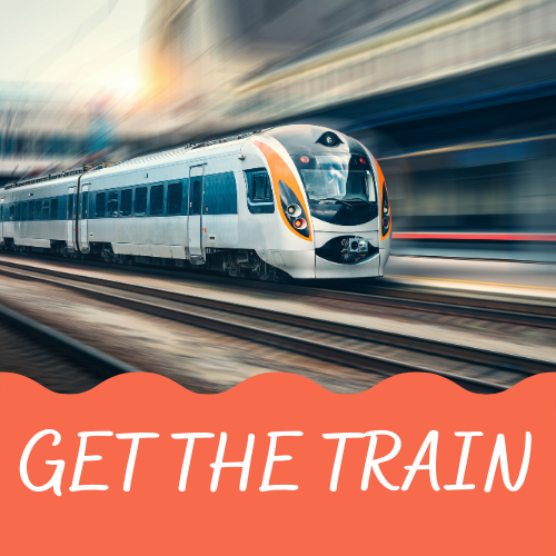 Transport to Gatwick - get the train