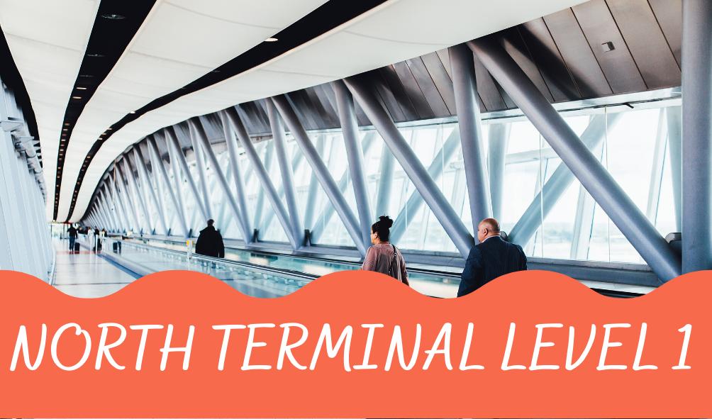 north terminal level 1