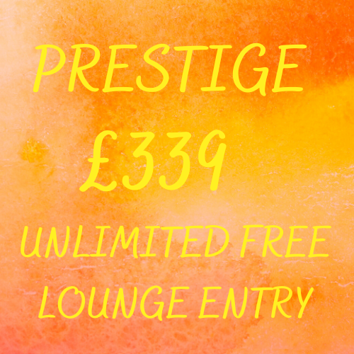 priority pass - prestige