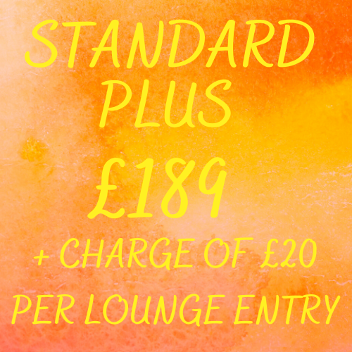 priority pass - standard plus
