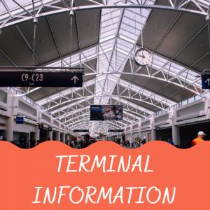 terminal information