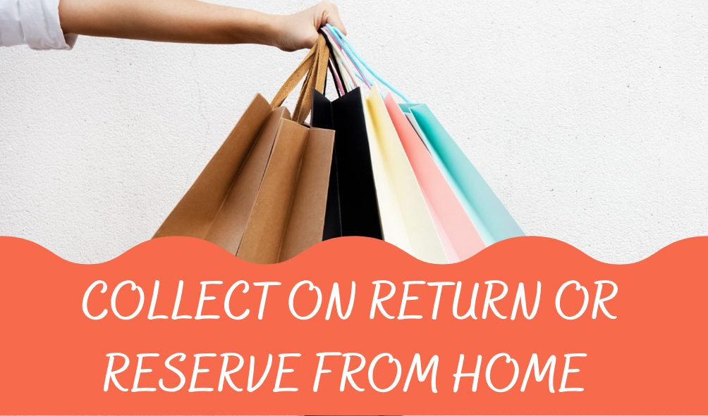 Gatwick Airport Shops - Collect on Return