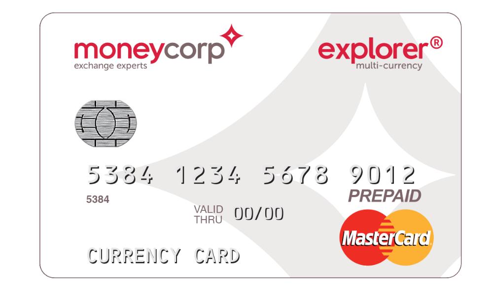 moneycorp card