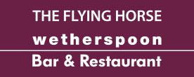 the flying horse logo