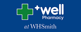 Gatwick North Terminal Shops - Well Pharmacy at WH Smith