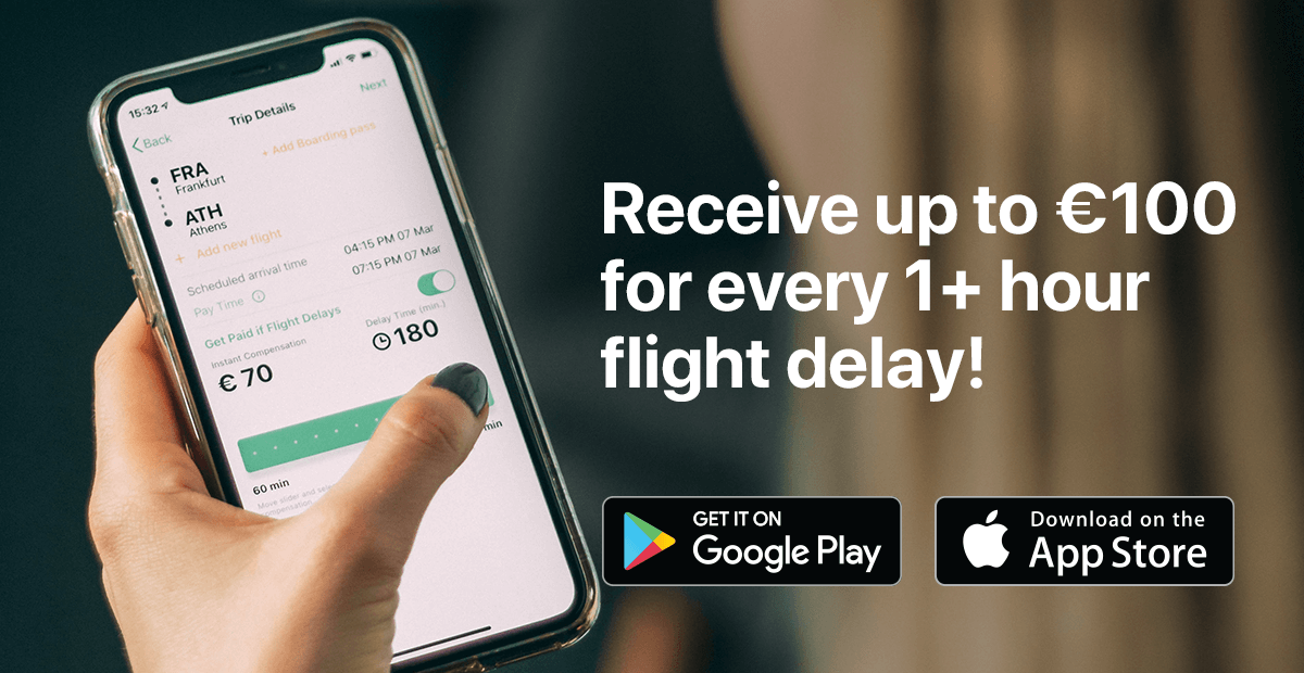 Claim flight delay compensation with Colibra