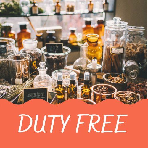 Gatwick duty free